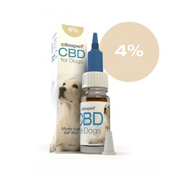 4% CBD Oil For Dogs