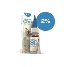 Huile De CBD 2 % Pour Chats
